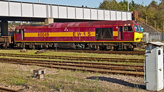 60049 (JOHN BRACE) Tags: english electric diesel scottish loco brush class co 1991 welsh seen 60 built loughborough livery eastleigh 60049