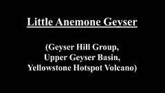 Little Anemone Geyser (HD) (James St. John) Tags: hot little hill group basin upper anemone springs yellowstone wyoming geology geyser geysers