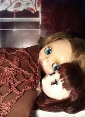Blythe-a-Day November#6: Sleepover: Angel and Pammy
