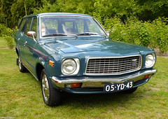 1975 Mazda 818 Estate (peterolthof) Tags: mazda 818 mazda818 sidecode3 05yd43