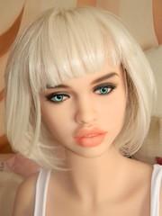 Mannequin (capricornus61) Tags: tpe mannequ mannequin figur puppe real lifesize doll dummy dummies woman women female feminine beauty sexy hot lips face body art home indoor