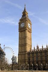 Big Ben - 2017-03-30 (BillyGoat75) Tags: bigben parliament westminster housesofparliament clock london thelondoneye