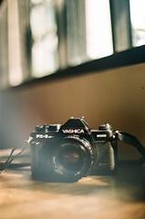 Yashica FX-3Super 2000 (rndyrenaldy) Tags: fujicolorindustrial100 olympus olympusom1n om1n fujicolor industrial industrial100 bandung indonesia analogphotography analog
