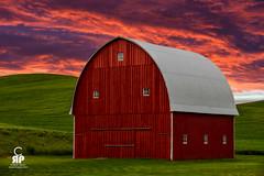 Palouse Barn (Chris Ross Photography) Tags: palouse washington unitedstates us