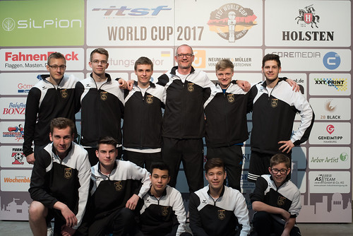 Team Germany Juniors Expanded Squad