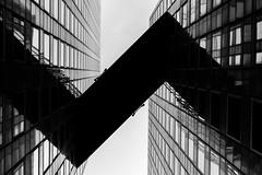 black Z (Rudy Pilarski) Tags: defence abstract abstrait architecture noiretblanc blackandwhite france thepassionphotography minimal skyline building modern nikon d7100 tamron urbain line urban point de vue geometry geometrie nb noir et blanc monochrome