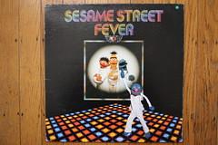 Sesame Street Fever (Sesame Street Records 1978) (Donald Deveau) Tags: sesamestreet sesamestreetfever tvshow record lp grover muppets jimhenson
