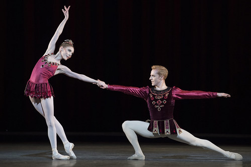 Your Reaction: What did you think of George Balanchine's <em>Jewels</em> live in cinemas?