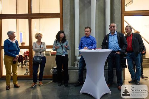 Begrüßung zum Social Media Walk im Museum Judengasse #mjsmcffm
