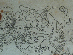 CRANACH Lucas (Ecole) - Le Jugement Dernier (drawing, dessin, disegno-Louvre INV18929) - Detail 19 (L'art au présent) Tags: art painter peintre details détail détails detalles drawing dessins dessin disegno personnage figure figures people personnes dessins16e 16thcenturydrawing 16thcentury peintureallemande germanpaintings tableaux louvre paris france museum lucascranach l'ancien lucas cranach allemagne germany anges angels angel girl femmes jeunefille fille jeune hommes monster hell enfer paradis paradise god dieu vices vice love amour young youngwoman femme jeunefemme bare naked nude nue nudefemale nakedman woman women enfant kid kids children child man men face faces visage portrait