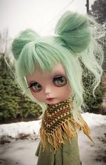 New girl! She is my 4th custom. 😊
