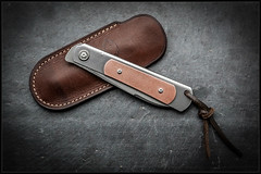 1C5A5979 (bakelite1) Tags: couteaux eric parmentier ep patate cuivre rwl34 ibis couteau compagnie piémontais lip