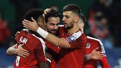 ไฮไลท์ฟุตบอล ฟุตบอลโลกรอบคัดเลือก โซนยุโรป ออสเตรีย 2-0 มอลโดว่า