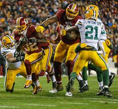 2016 Redskins-Packers (133) (maskirovka77) Tags: 4224 aaronrodgers dc fedexfield greenbay jamesoncrowder kirkcousins packers pierregarcon redskins robertkelley washington