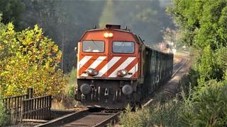 Medway 1962 - Barroselas - Linha Minho - Comboio Internacional 48816