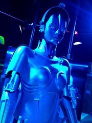 Maria (glynneh) Tags: metropolis robot cyborg maria fritz lang