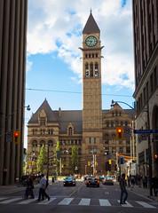 _MG_4191.jpg (Tibor Kovacs) Tags: toronto sky ontario canada people crosswalk oldcityhall city