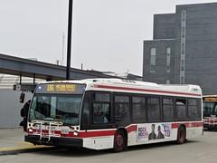 Toronto Transit Commission 8501 (YT | transport photography) Tags: ttc toronto transit commission nova bus lfs
