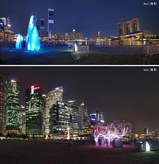 iLight 2017 #1 (Ken Goh thanks for 2 Million views) Tags: ilight marina bay sands blue hour night photographg panorama landscape cityscape sigma 1020 pentax k1