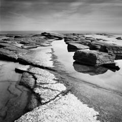 Limestone (Theolde) Tags: hasselblad distagon3560 gndndfilter film ilford delta100 tetenalneofinblau imacon