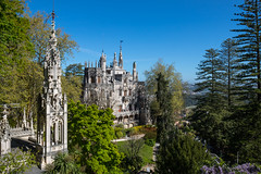 The Castle Quinta da Regaleira (Infomastern) Tags: portugal quintadaregaleira sintra theregaleirachapel berg castle chapel kapell mountains palace scenery slott torn tower utsiktsplats view viewpoint exif:model=canoneos760d geocountry camera:make=canon exif:isospeed=100 camera:model=canoneos760d geostate exif:aperture=ƒ10 geolocation exif:lens=efs18200mmf3556is geocity exif:focallength=20mm exif:make=canon