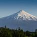Villarrica Volcano Panorama