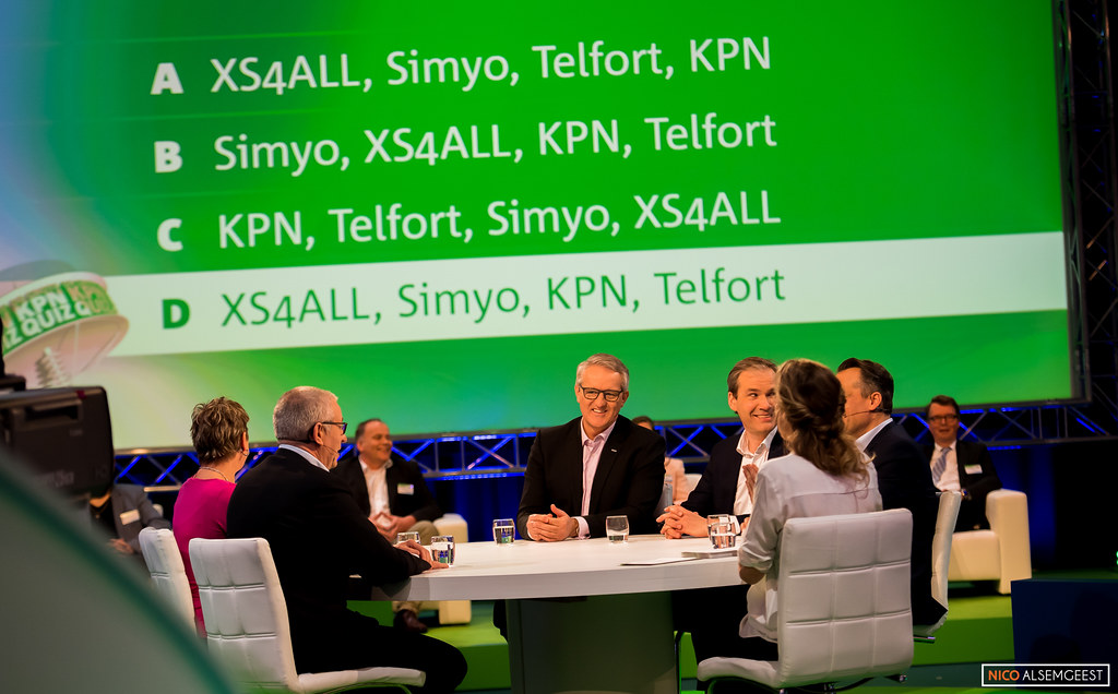 KPN Strategiebijeenkomst 2017