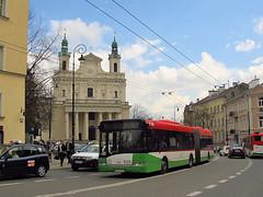 "Solaris Urbino 18III, #5128, ""Irex Group"" dept Lublin (transport131) Tags: bus autobus ztm lublin"