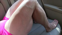 vlcsnap-2017-04-02-21h28m02s40 (ARDENT PHOTOGRAPHER) Tags: muscular calves flexing female biglegs veiny sexy