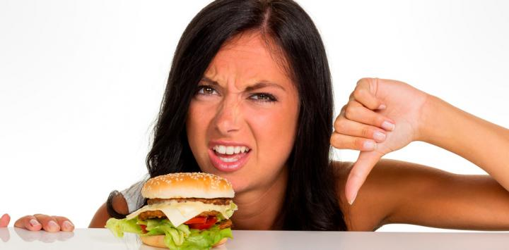 A poor diet increases the risk of breast cancer