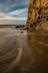 Sunset (khan.Nirrep.Photo) Tags: sunset rocks finistère falaise longexposure bretagne breizh bleu blue beach iroise litoral presquile rochers