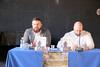 Gabriele Zweilawyer e Francesco Saverio Ferrara (Sugarpulp) Tags: festivalromanzostorico chronicae piovedisacco sugarpulp libri letteratura storia