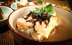 Stuffed Daikon And Bean Curb Sticks With Broth - California (加州) (dlau Photography) Tags: woodear 木耳 broth california 加州 beancurdsticks 腐竹 stuffeddaikon 蘿蔔 萝卜 lifestyle life style local 当地 當地 city dinner 晚飯 晚饭 delicious 美味 好吃 savory tasty cuisine 烹飪 夜宵 清湯 清汤