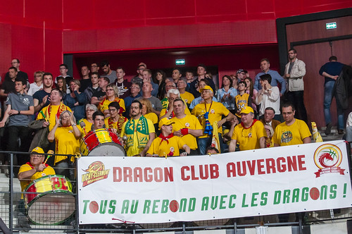 Supporters Vichy - ©JacquesCormarèche