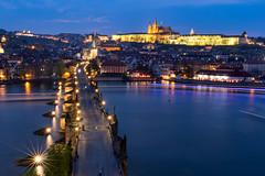 Prague - Charles Bridge (tobfl) Tags: prague charles bridge