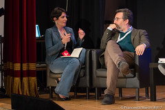 Classe dirigente cercasi - Situations vacant: an enlightened governing class #ijf17 (International Journalism Festival) Tags: aprile damilano sardoni rizzo ventura teatrodellasapienza paneldiscussion ijf17