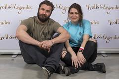CLIVE STANDEN DIMANCHE - T&L-98 (TrollsLegendes) Tags: trolls et légendes 2017 clive standen