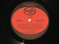 Pink Floyd - Relics - Side One (Amateur Radio Station G4FUI) Tags: pinkfloyd vinyl relics lp mfp musicforpleasure