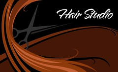 timothy_galen_tolbert_hair_salon_banner (Timothy Galen Tolbert) Tags: haircut businesscard designbackground hairstyle hairsalon hairstyling scissor abstract hair background