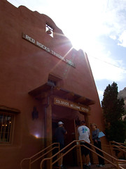 "Red Rocks Trading Post Welcome Center • <a style=""font-size:0.8em;"" href=""http://www.flickr.com/photos/34843984@N07/14923715054/"" target=""_blank"">View on Flickr</a>"