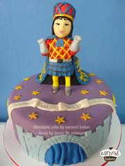 Lord Farquaad Wedding Cake