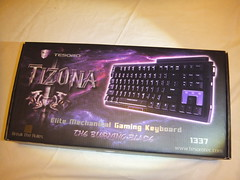 Tesoro Tizona Mechanical Gaming Keyboard