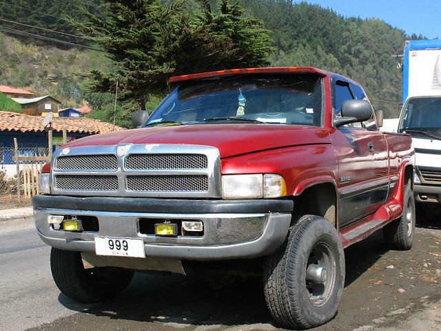4x4 pickup dodge ram slt 2500 td camionetas quadcab dodge2500 ramslt