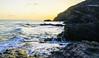 Parque de Calblanque (ItsClarividencia) Tags: costa atardecer mar murcia olas espuma acantilados calblanque
