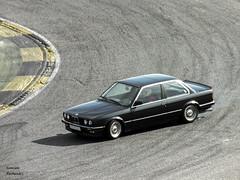 BMW 316i E30 Sedan series 2 (E30-88) '89 (GonzaloFG) Tags: detail slr ford chevrolet car skyline honda spain italia nissan ferrari camaro mclaren enzo bmw gto jaguar mustang m3 ducati audi lamborghini rs m6 m5 challenge avant rs2 spotting s2000 e30 nsx gallardo amg drifting rs4 typer gtr trackday murcielago etype quattro gt40 f40 r8 f12 rs6 f50 nismo e46 r34 e36 berlinetta superleggera 458 899 m3csl desmosedici panigale ftype 275gtb rs3 e92 circuitodeljarama stralade m235i