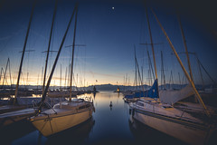 IMG_9539 (Maximecreative) Tags: lake photoshop sunrise canon boat cc adobe leman f28 select 6d morges 14mm samyang
