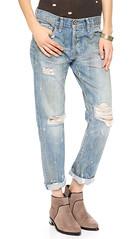 NSF Beck Destroyed Boyfriend Jeans  ROBECART (contancejen754) Tags: boyfriend beck jeans destroyed nsf