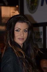Eicma 2014 Model (268) (Pier Romano) Tags: woman sexy girl beautiful model milano babe salone moto motorcycle belle donne hostess bella brunette bruna bellezza fiera ciclo esposizione rho 2014 ragazze modelle eicma