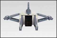 Vic Viper (lokiloki29) Tags: ship lego space vic viper vicviper lokiloki