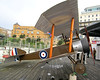 Stow Maries Museum Sopwith Pup replica A653 at Southend Pier (simonmurdoch262003) Tags: museum pier replica pup maries sopwith stow aerodrome southendonsea rfc a163 37sq bapc179